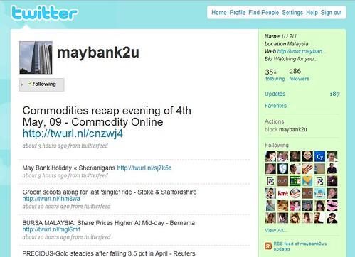 Twitter Maybank2u