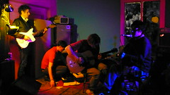 Cheval Sombre at Death by Audio