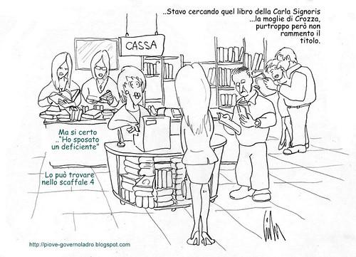 Libreria, Titoli appropriati