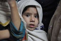 Swati child in Hazara Colony, Pindi