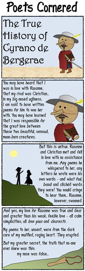 #32 - Cyrano de Bergerac
