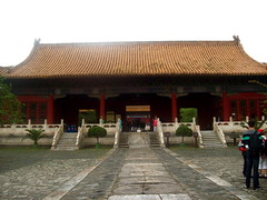 Ming Tombs (jb3602u) Tags: china asian asia chinese beijing tourist tombs thegreatwall