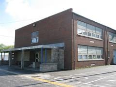 051009 Rising Sun Public School--Rising Sun, Ohio (20) (oldohioschools) Tags: county old ohio sun building rising central elementary seneca lakota