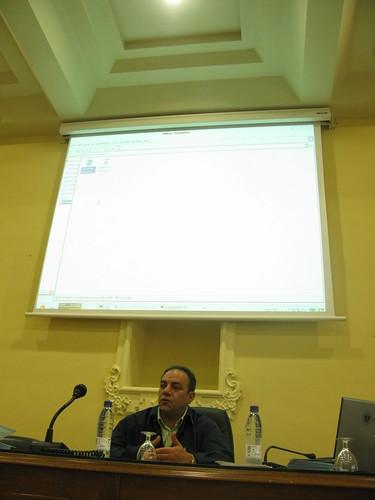 Carlos Castro y la historia de Linex y la implantación del SL en Extremadura (by jmerelo)