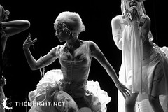 Bad Unkl Sista (mr. nightshade) Tags: show party club performance event sanfranciscobayarea nightlife clowns butoh theoaklandmetro circusmetropolus