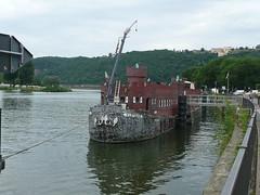 Koblenz (174) (O de Andrade (MoScha)) Tags: europa europe barco ship reno rhine rhein schiff rheinland rhineland pfalz koblenz mosel moselle musel palatinate renania mosela palatinado