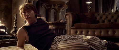 Harry Potter y el Misterio del Príncipe Ron Weasley
