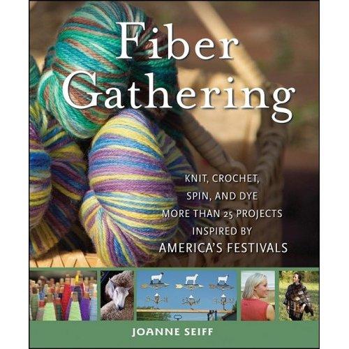 fiber gathering book