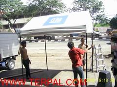 Tenda mobil GM