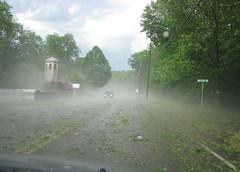 Hail Storm (*Cindy*) Tags: storm hail graftonma
