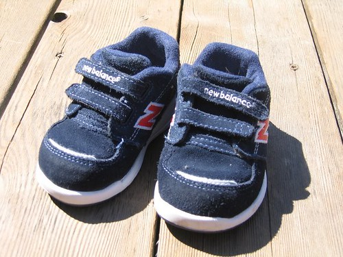 New Balance Size 5 extra wide