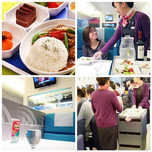 A380 Sky Kitchen @ Taiwan