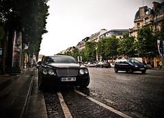 GT (GHG Photography) Tags: paris france slr yellow speed mercedes benz martin parking champs continental mclaren gt elysees bentley aston amg dbs e63 foch