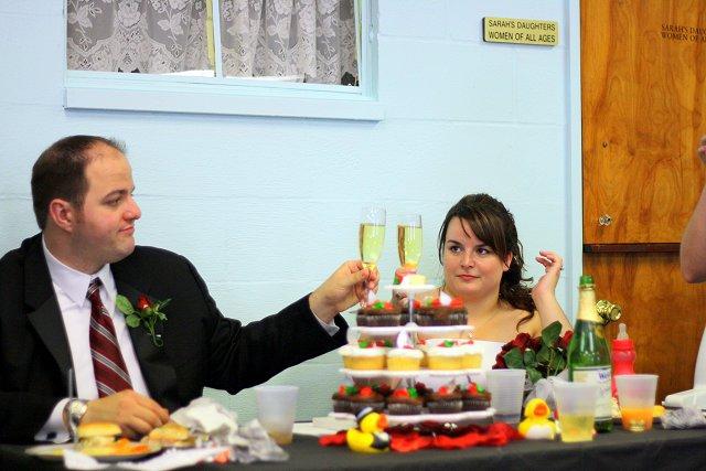 Hope's wedding 457