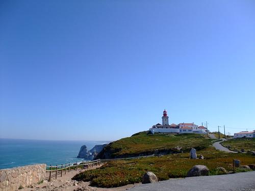 Cabo da Roca, Portugal por ChihPing.