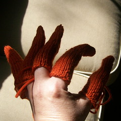 The Deadliest Finger Puppet