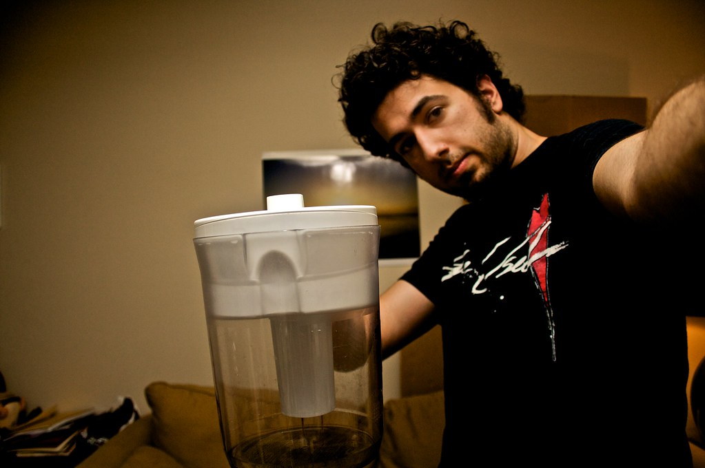 Day 113 - Filtered Water!