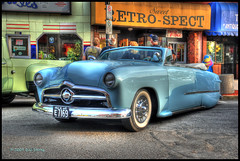 Lowrider (Bill Strong) Tags: ford wow lowrider hdr 1950 dunnville photomatix 3exp dunnvillecruiserscarclub