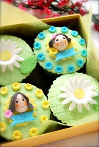 Cupcake untuk Nadine2