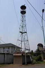 東新井の火の見櫓(さいたま市見沼区)