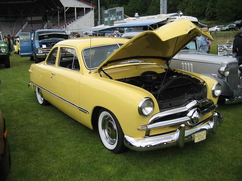 classic cars school 50s