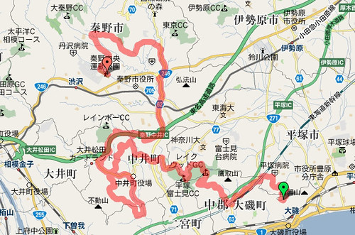 CC梅雨時のお散歩SHCC梅雨時のお散歩ラリー 2009【2009.6.27】 in Hiratsuka Kanagawa  2009【2009.6.27】 in Hiratsuka Kanagawa