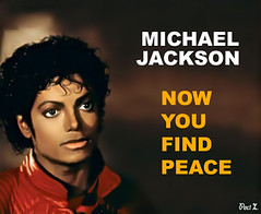 R.I.P. Michael Joseph Jackson (Senzio Peci) Tags: life red italy music usa man face june yellow photoshop joseph dead michael losangeles video eyes king italia peace rip august dancer pop jackson occhi uomo agosto giallo 25 musica singer 1958 sicily pace gary re 29 giugno moonwalk rosso 2009 viso sicilia paterno morto songwriter cantante thriller statiuniti ballerino intothedeepofmysoul