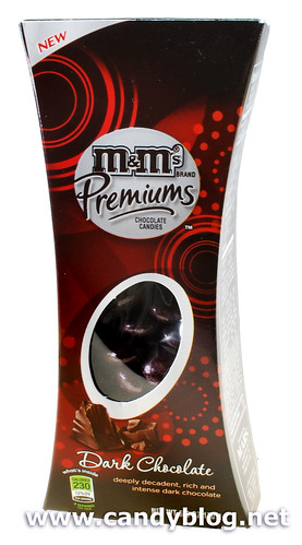 M&M Premiums Dark Chocolate