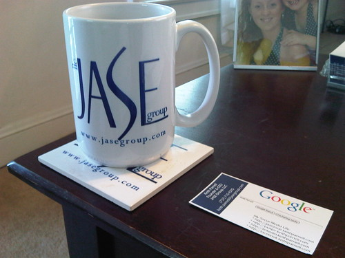 JASE. That's it. Just JASE.