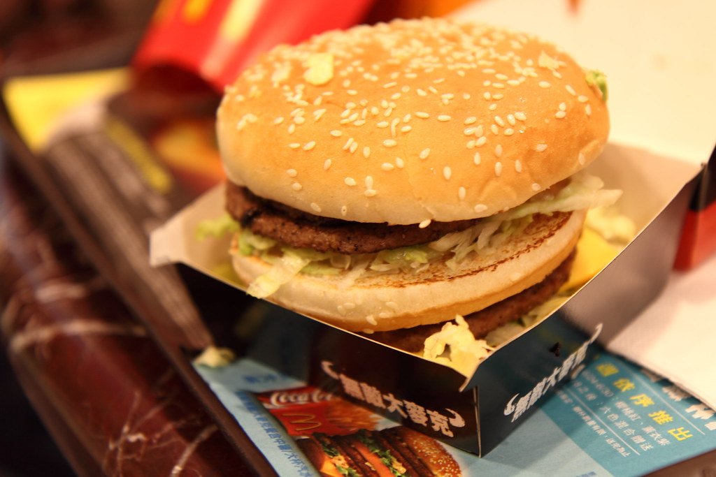 super big mac