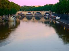 Along The River (Tevere, Rome)