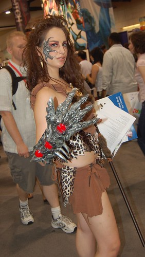 Comic Con 2009: Witchblade
