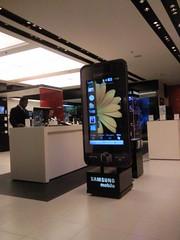 [Jét] Visita à loja da Samsung no Shopping Morumbi
