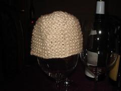 G stitch baby hat
