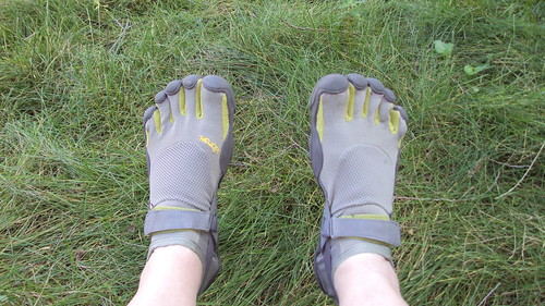 Vibram Five Finger Shoes