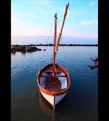 Sea is Freedom (paolomezzera) Tags: sea sunrise paul freedom boat sunup daybreak mezzer paulmezzer