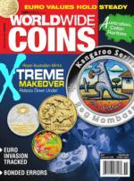 WorldWide Coins 2009 November