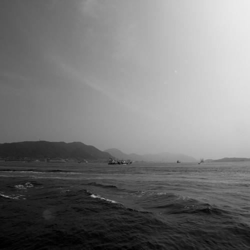 関門海峡 Kanmon-kaikyo
