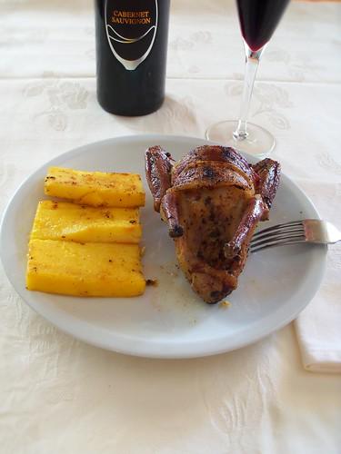 Torresani ... la disfida: T. al forno alla tauriliana