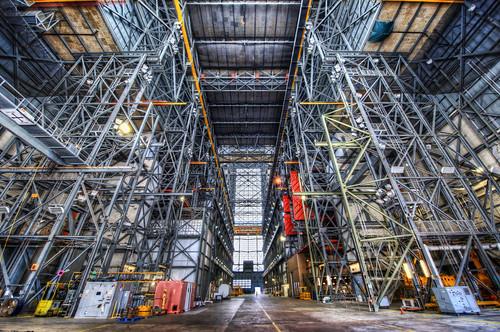 The Megahangar at NASA