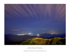 ... the city of stars ... (liewwk - www.liewwkphoto.com) Tags: park wild plant green nature fauna sunrise canon garden landscape star highlands flora nightscape natural outdoor foliage malaysia genting tropical  pahang  rainforests    5dmark2  canon5dm2 liewwk httpliewwkmacroblogspotcom wwwliewwkphotocom  wwwliewwkphotocomblog