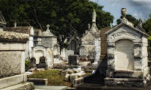 cemetery. New Orleans, LA