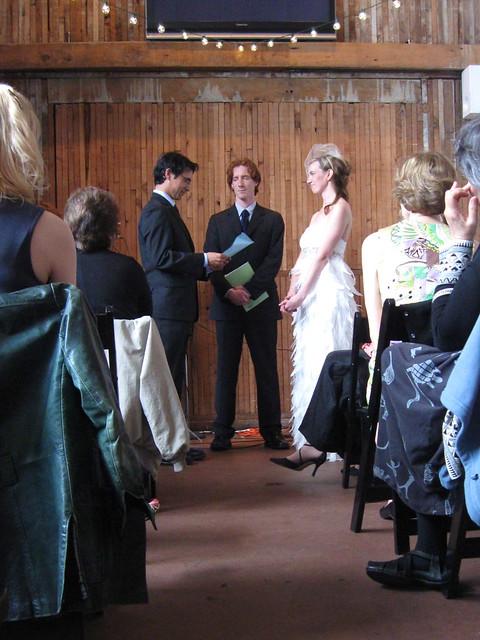 Ed's vows