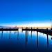 Munkmarsch harbour HDR by topfloor