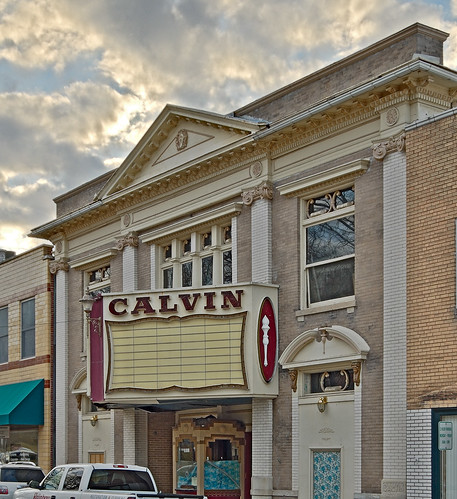 Downtown Washington, Missouri, USA - Calvin Opera House