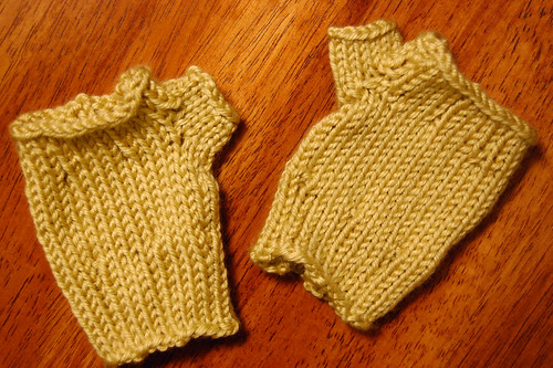 Bray's Fingerless Mitts