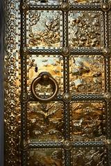 Great Brass Door Handle