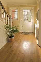 hallway (Remodeleze) Tags: door 1920s houses homes house plant building home stairs wooden construction floor interior entrance property front hallway stairway pot housing renovation flooring properties unitedkingdomofgreatbritainandnorthernireland realestatestainedglass