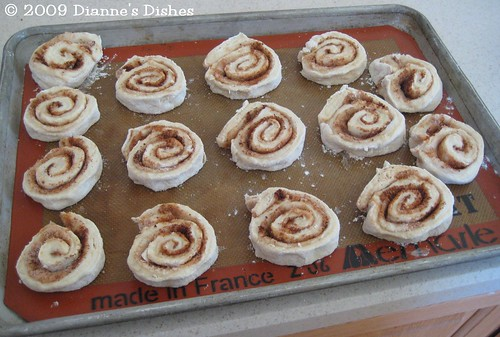 Cinnamon Buns: Ready to Rise