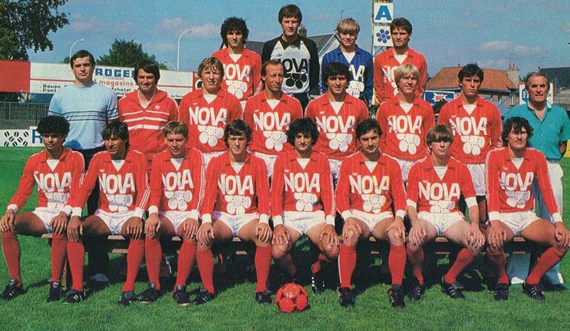 rouen 1983-84